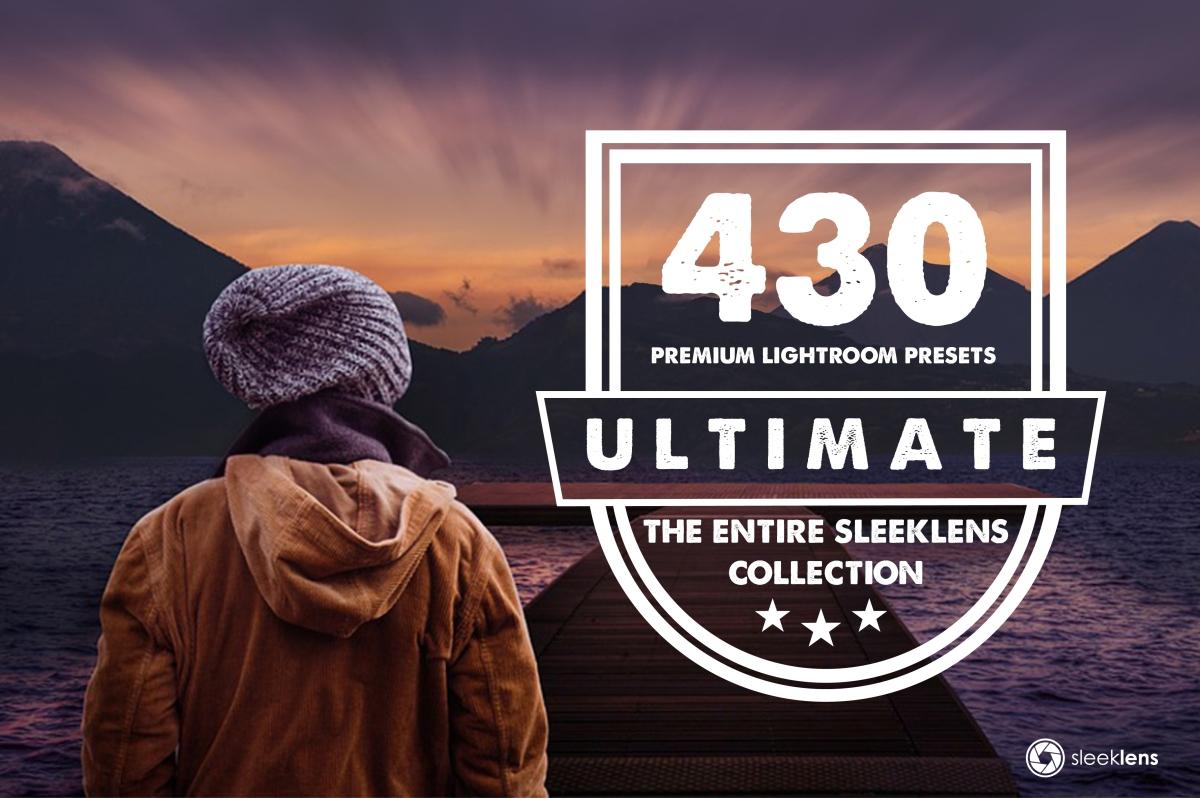The Ultimate Lightroom Preset Bundle by Sleeklens