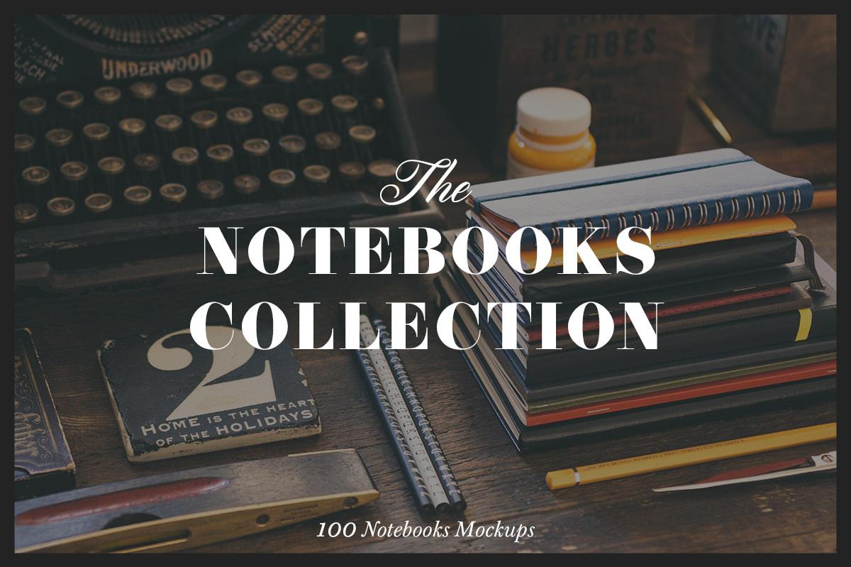 The Notebooks Bundle by Madebyvadim