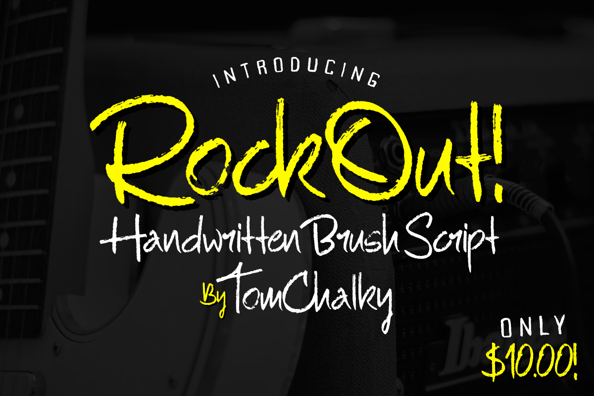 RockOut! Script by Tom Chalky