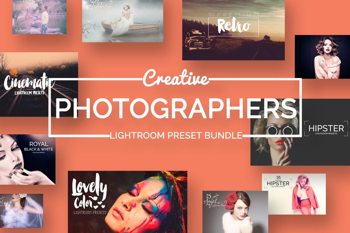 Lightroom Presets Bundle by Krystal Designs Co.