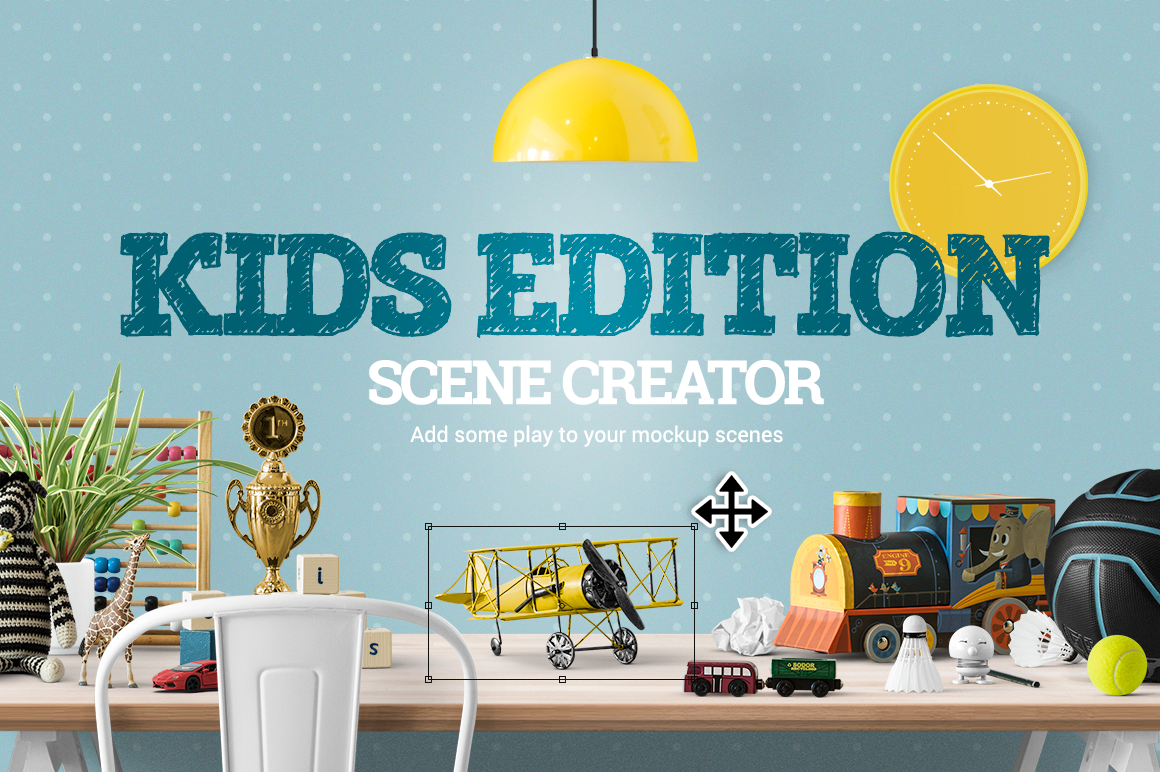 Kids Edition Scene Creator by Place.to