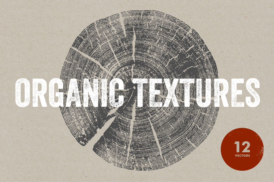 Buy Organic Vector Textures by Offset