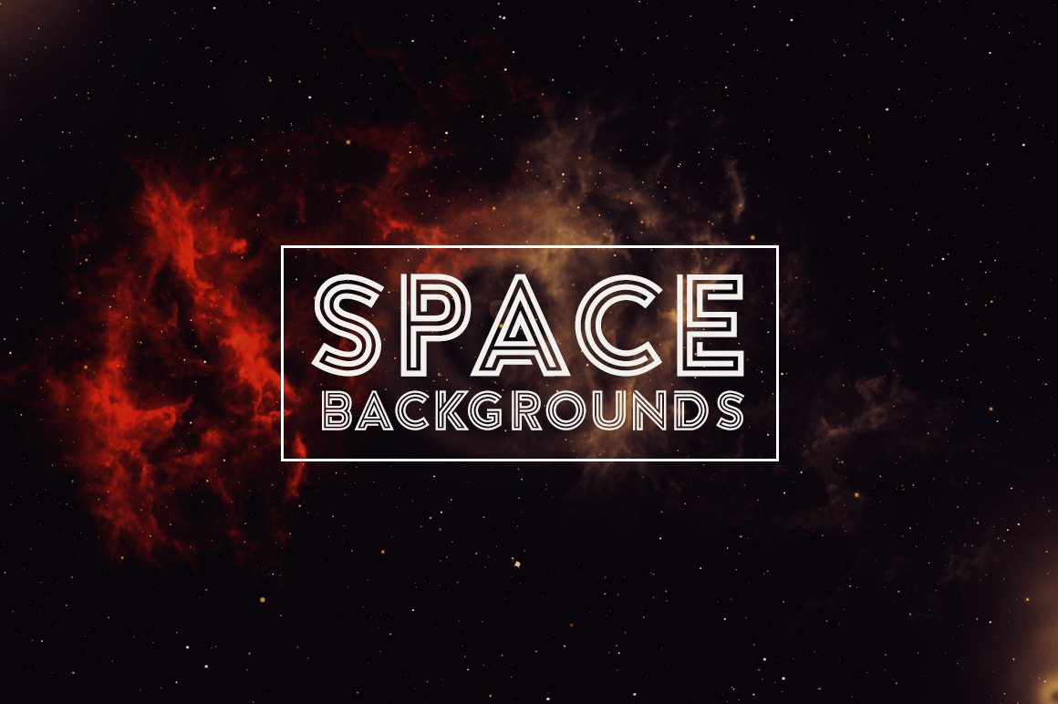 10 Space Backgrounds by madebyuelo