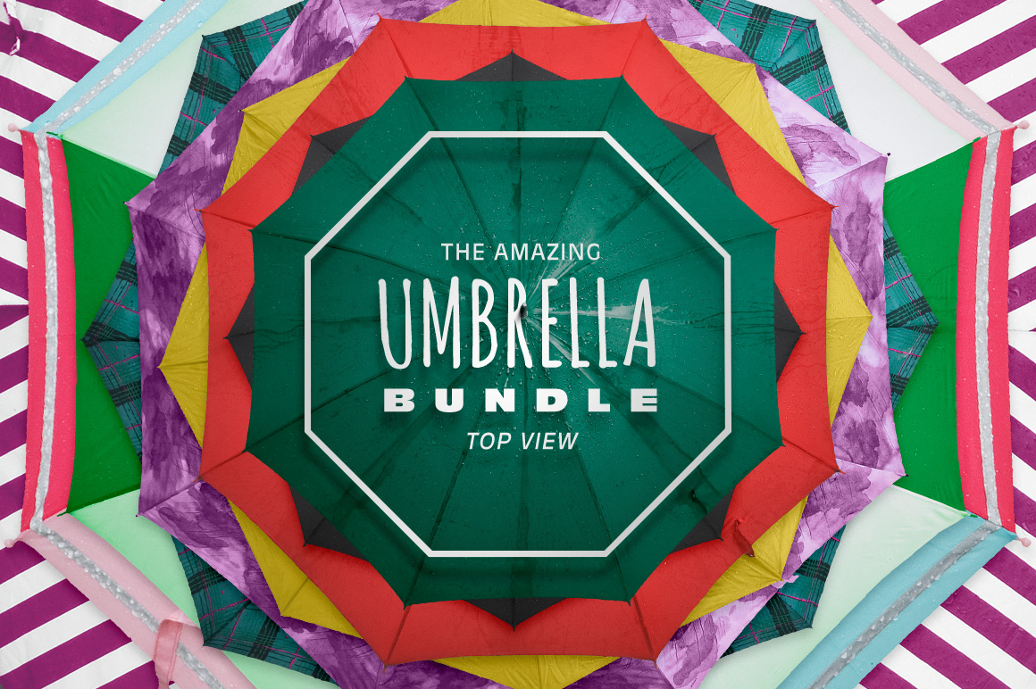 Umbrella Photo Bundle by feingold