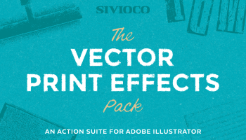 Rock & Roller Letterpress Photoshop by It's me simon | Hug a Designer
