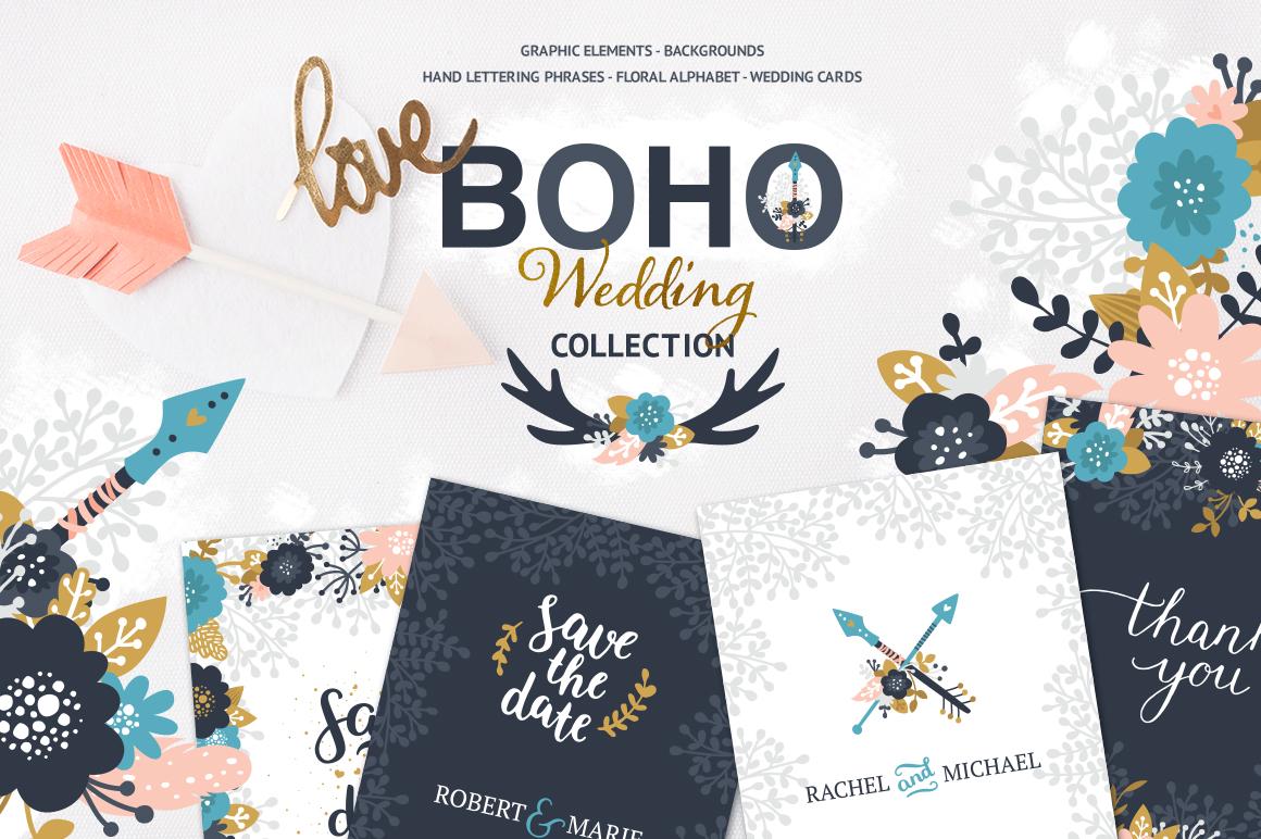 Boho Wedding Collection by Tatiana Karpenko