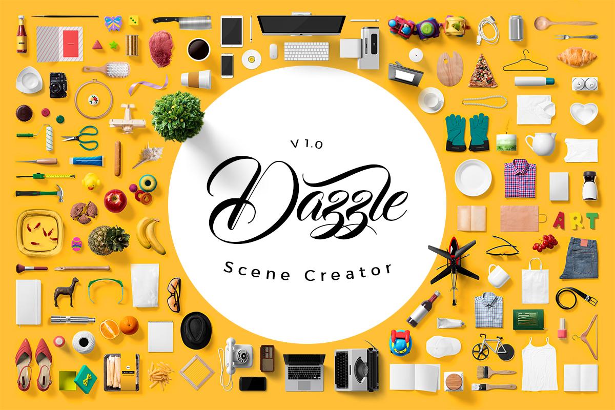 Dazzle - Scene Creator by ZippyPixels