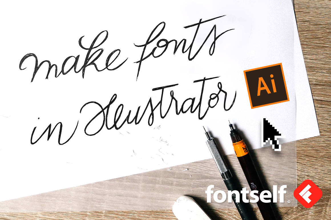 Fontself: How to Make fonts in Illustrator
