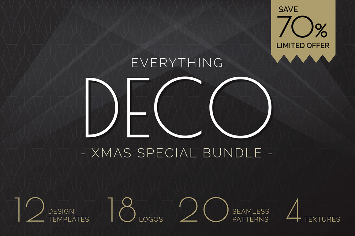 Everything Deco - Xmas Bundle Deal by wingsart