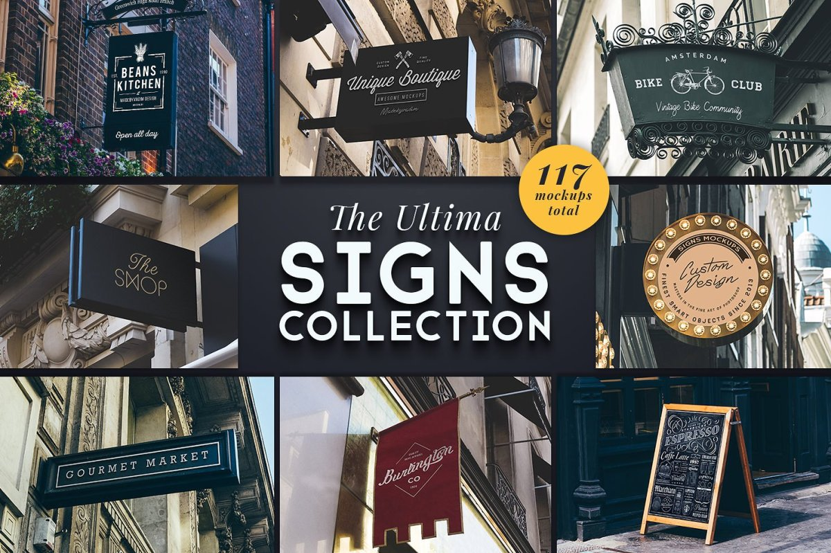 The Ultima Signs Collection by Madebyvadim