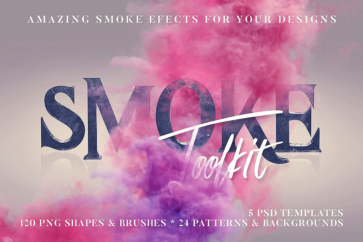 Smoke Effects Toolkit by Cruzine