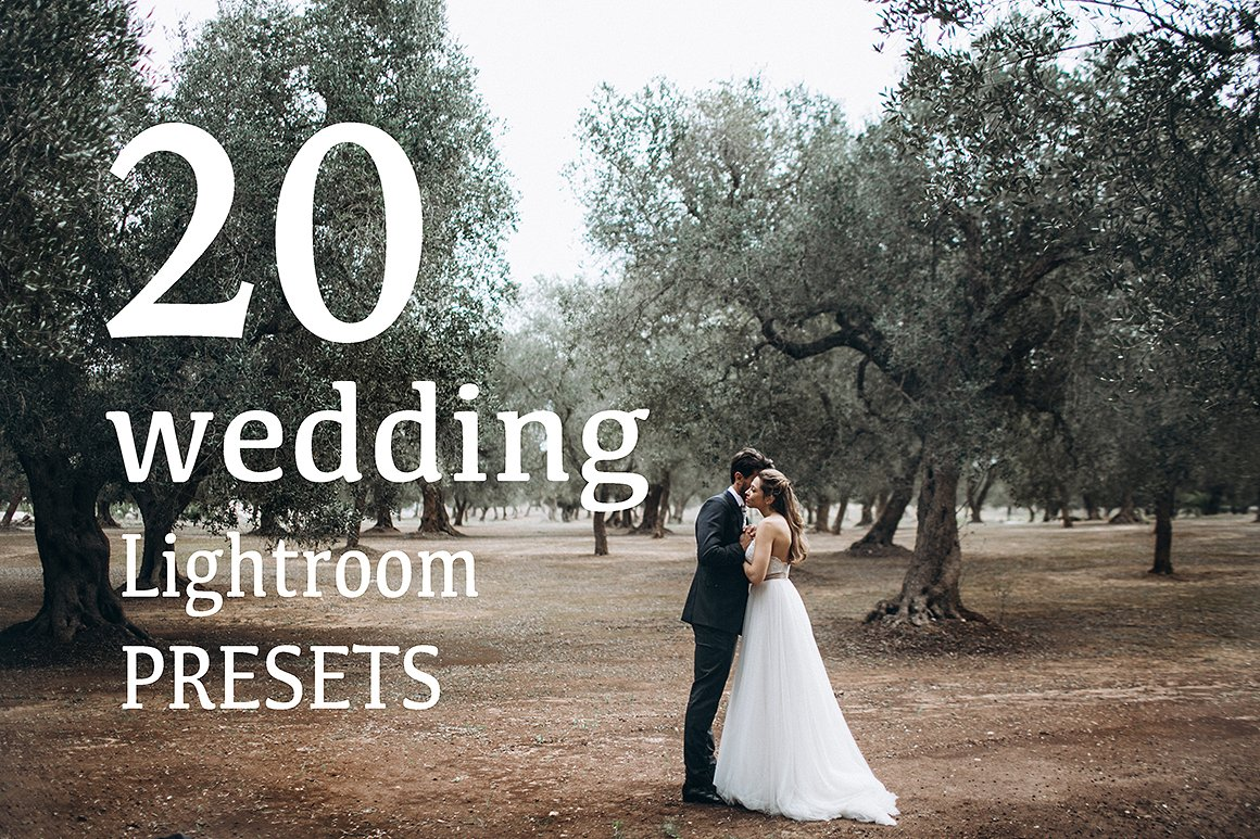 The Top 20 Wedding Presets for Lightroom by Pavel Melnik Photography